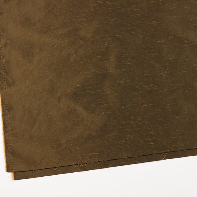 ポリエステル×無地(アンティークゴールド)×形状記憶シャンブレーシャンタン_全9色 イメージ2