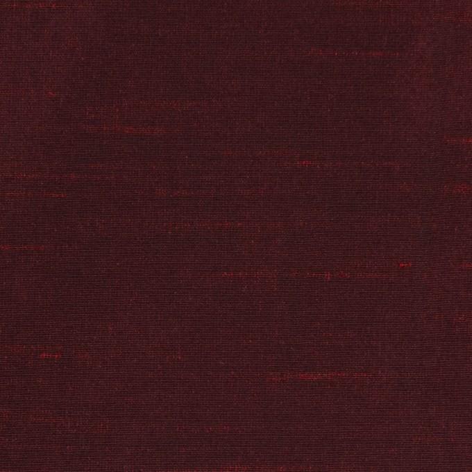 ポリエステル×無地(レッド)×形状記憶シャンブレーシャンタン_全9色 イメージ1
