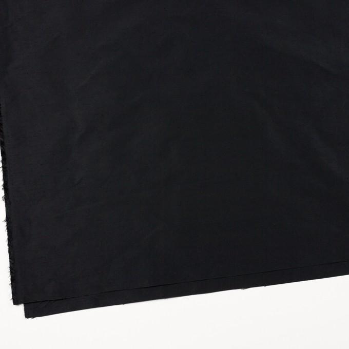 ポリエステル×無地(ブラック)×形状記憶シャンブレーシャンタン_全9色 イメージ2