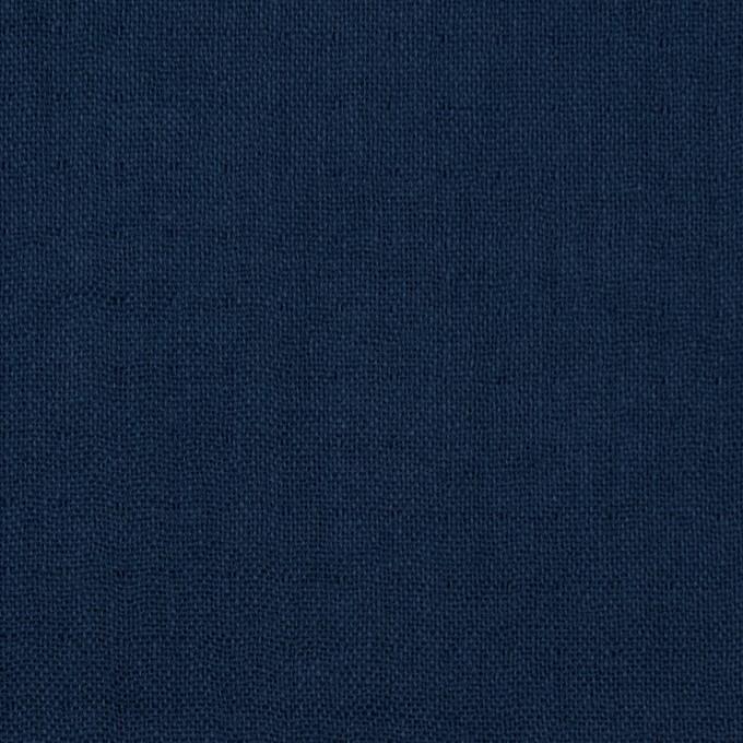 コットン×無地(ネイビー)×トリプルガーゼ_全3色 イメージ1