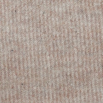 コットン&リネン×無地(ピンクベージュ)×リブ&天竺ニット_全3色 サムネイル1