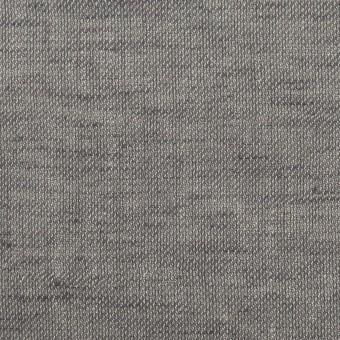 コットン&リネン×無地(アッシュグレー)×薄サージ サムネイル1