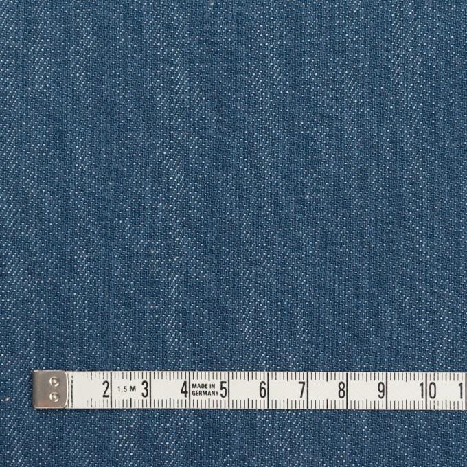 コットン×無地(インディゴブルー)×デニム(9.5oz) イメージ4