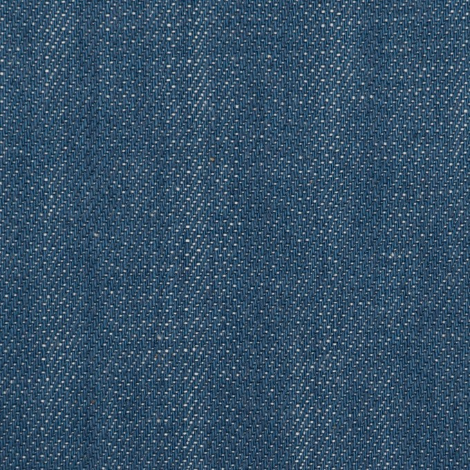 コットン×無地(インディゴブルー)×デニム(9.5oz) イメージ1