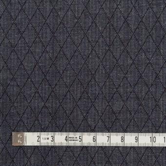 コットン×ダイヤ(インディゴ)×二重織 サムネイル4