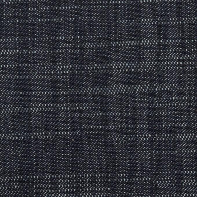 コットン×無地(インディゴ)×デニム(13.5oz) イメージ1