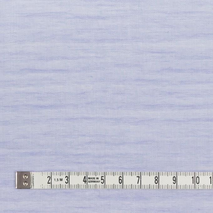 コットン×幾何学模様(ペールブルー)×ジャガード イメージ4