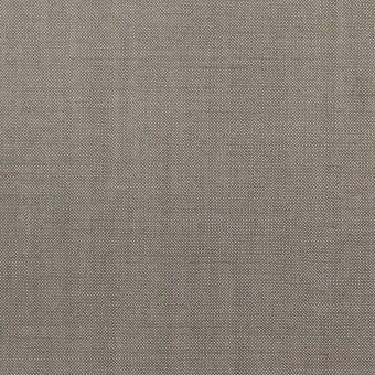 ウール×無地(グレー)×ポプリン_イタリア製 サムネイル1