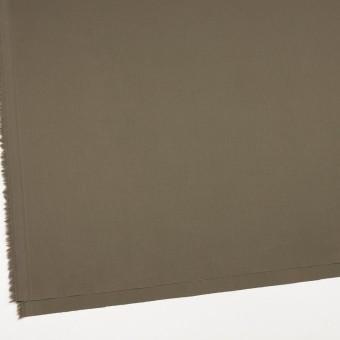 コットン&ポリウレタン×無地(カーキグリーン)×ギャバジンストレッチ_イタリア製 サムネイル2