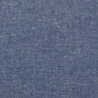 コットン×無地(アッシュブルー)×ダンガリー_全3色 サムネイル1