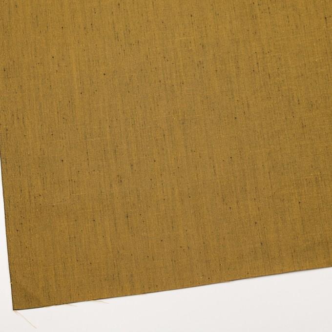 シルク×無地(ゴールド)×斜子織 イメージ2