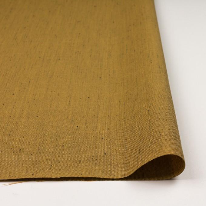 シルク×無地(ゴールド)×斜子織 イメージ3
