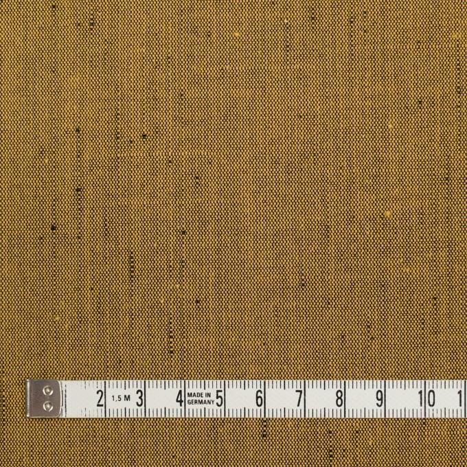 シルク×無地(ゴールド)×斜子織 イメージ4