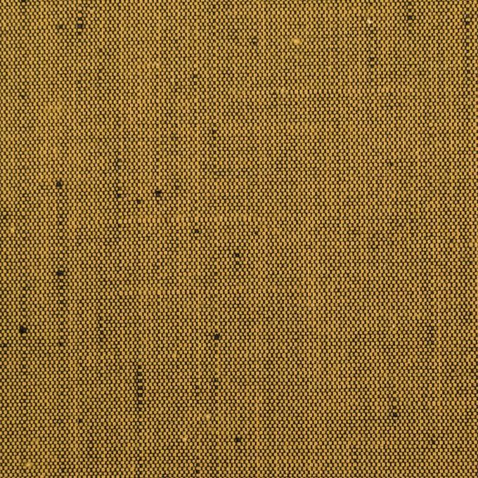 シルク×無地(ゴールド)×斜子織 イメージ1