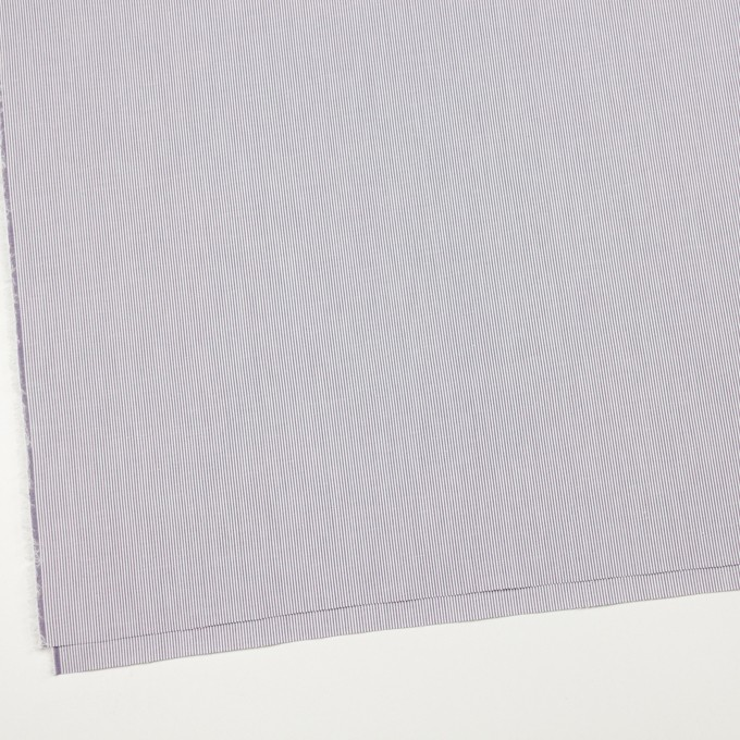 コットン×ストライプ(グレイッシュラベンダー)×コードレーン_全2色 イメージ2