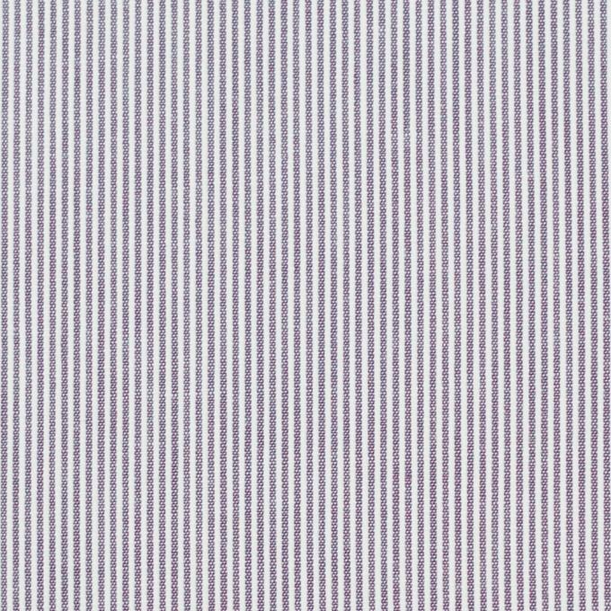 コットン×ストライプ(グレイッシュラベンダー)×コードレーン_全2色 イメージ1