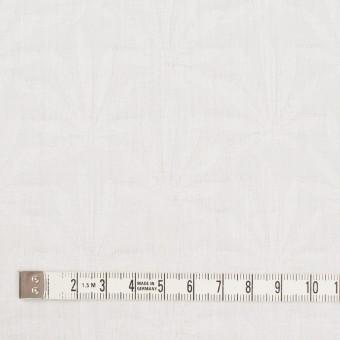 コットン×幾何学模様(ダルホワイト)×ブロードジャガード サムネイル4