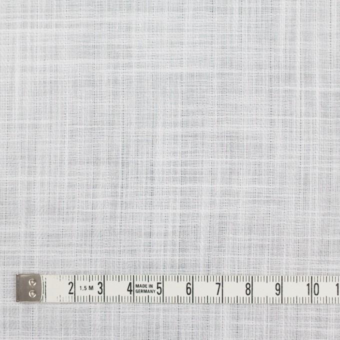 コットン×無地(ホワイト)×ヘリンボーン_全5色 イメージ4