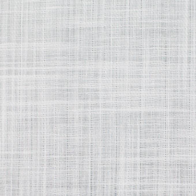 コットン×無地(ホワイト)×ヘリンボーン_全5色 イメージ1