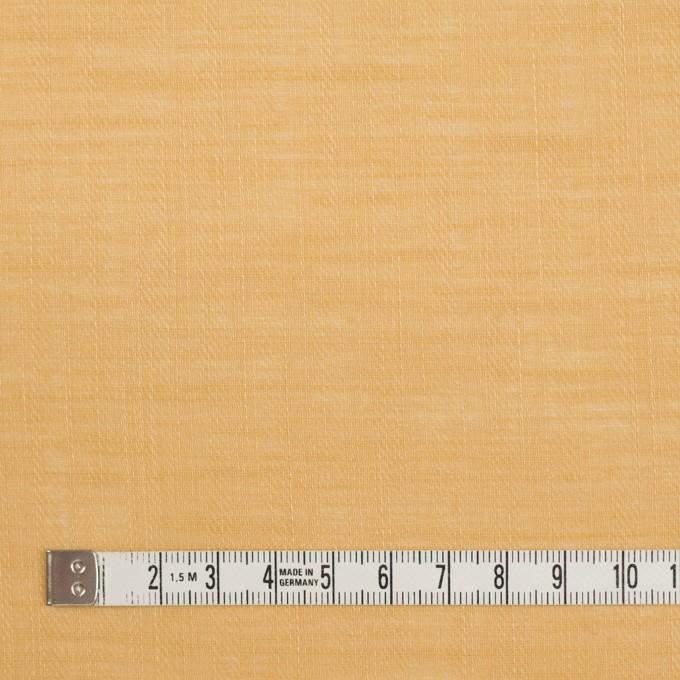コットン×無地(マスタード)×ヘリンボーン_全5色 イメージ4