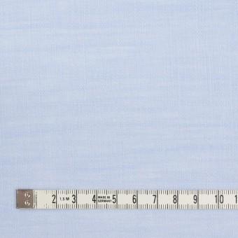 コットン×無地(ペールブルー)×ヘリンボーン_全5色 サムネイル4