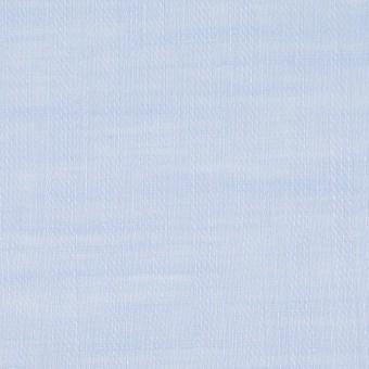 コットン×無地(ペールブルー)×ヘリンボーン_全5色 サムネイル1
