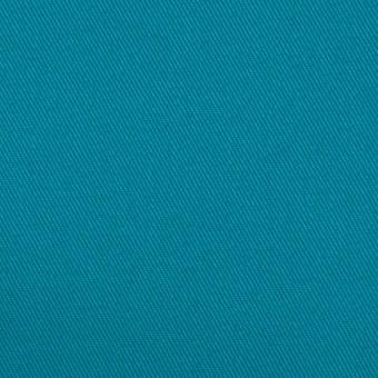 コットン×無地(ターコイズブルー)×チノクロス サムネイル1