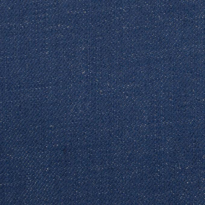 コットン&リネン×無地(インディゴブルー)×デニム(8.5oz) イメージ1