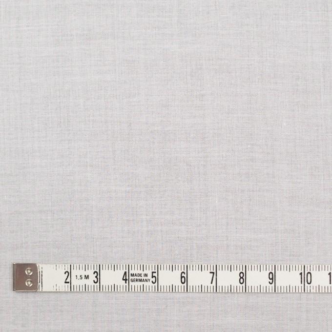 コットン&テンセル×無地(オフホワイト)×ボイル_全4色 イメージ4