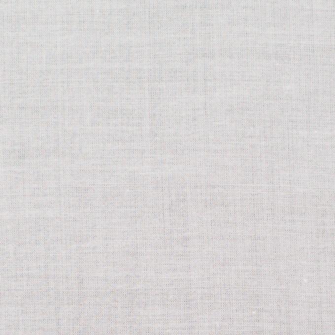 コットン&テンセル×無地(オフホワイト)×ボイル_全4色 イメージ1
