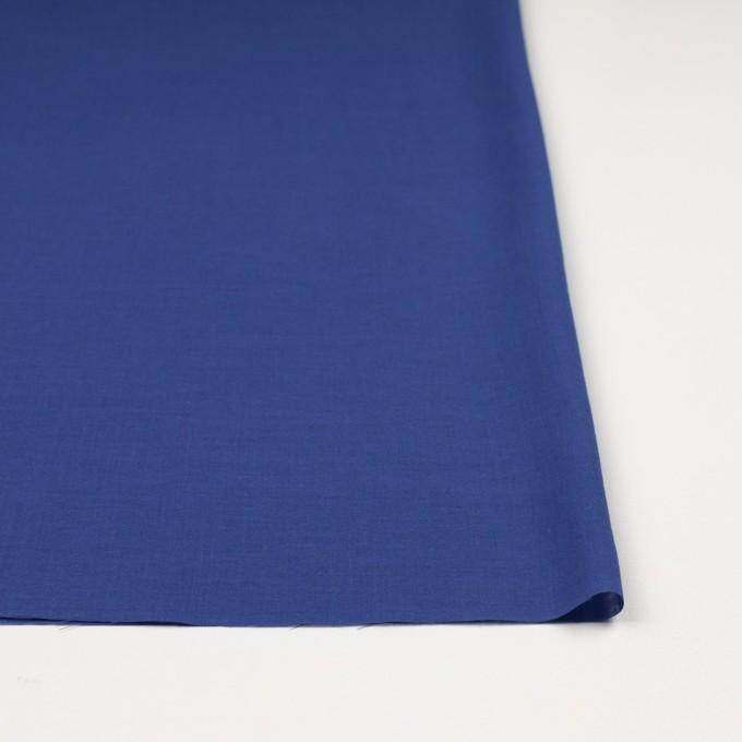 コットン&テンセル×無地(ロイヤルブルー)×ボイル_全4色 イメージ3