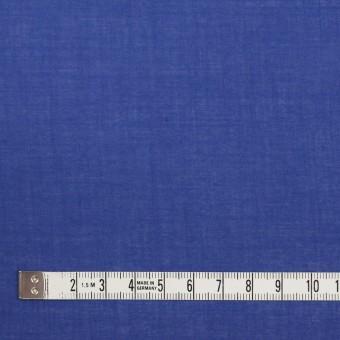 コットン&テンセル×無地(ロイヤルブルー)×ボイル_全4色 サムネイル4