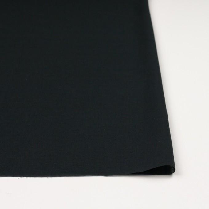 コットン&テンセル×無地(ブラック)×ボイル_全4色 イメージ3