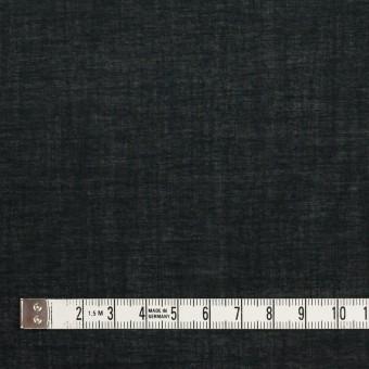 コットン&テンセル×無地(ブラック)×ボイル_全4色 サムネイル4