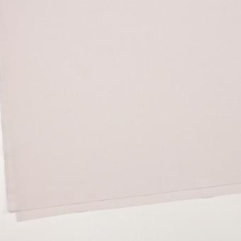 ウール&ポリエステル混×無地(パウダーピンク)×ポプリンストレッチ_イタリア製 サムネイル2