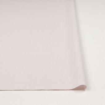 ウール&ポリエステル混×無地(パウダーピンク)×ポプリンストレッチ_イタリア製 サムネイル3