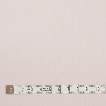 ウール&ポリエステル混×無地(パウダーピンク)×ポプリンストレッチ_イタリア製 サムネイル4