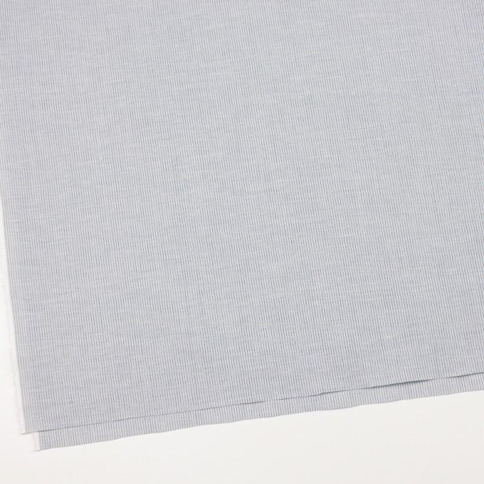 コットン&リネン×ストライプ(サックス)×ローン_全2色 イメージ2