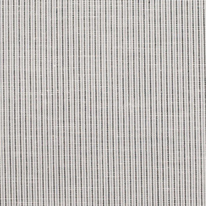 コットン&リネン×ストライプ(グレー)×ローン_全2色 イメージ1