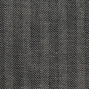 コットン×ミックス(インディゴ&キナリ)×ヘリンボーン サムネイル1