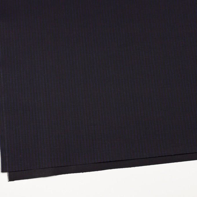 コットン×ストライプ(インディゴブルー&インディゴ)×チノクロス イメージ2