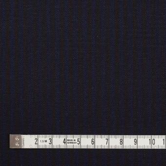 コットン×ストライプ(インディゴブルー&インディゴ)×チノクロス サムネイル4