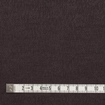 リネン&シルク×幾何学模様(ココア)×ジャガード_全2色_イタリア製 サムネイル4