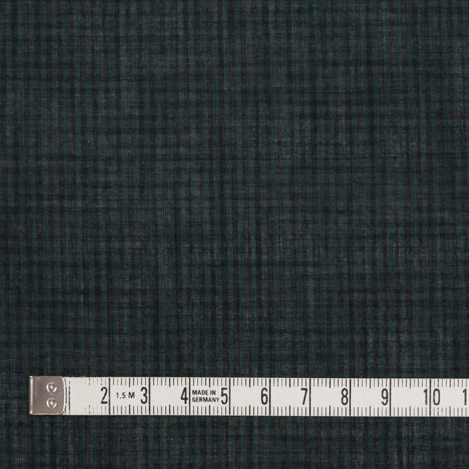 コットン×チェック(モスグリーン)×ボイル_全4色 イメージ4