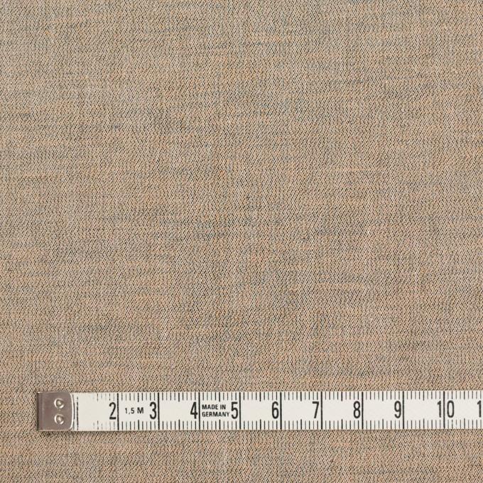 コットン&ポリウレタン×無地(ビスケット)×かわり織 イメージ4