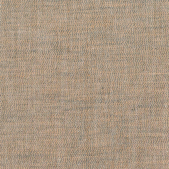 コットン&ポリウレタン×無地(ビスケット)×かわり織 イメージ1
