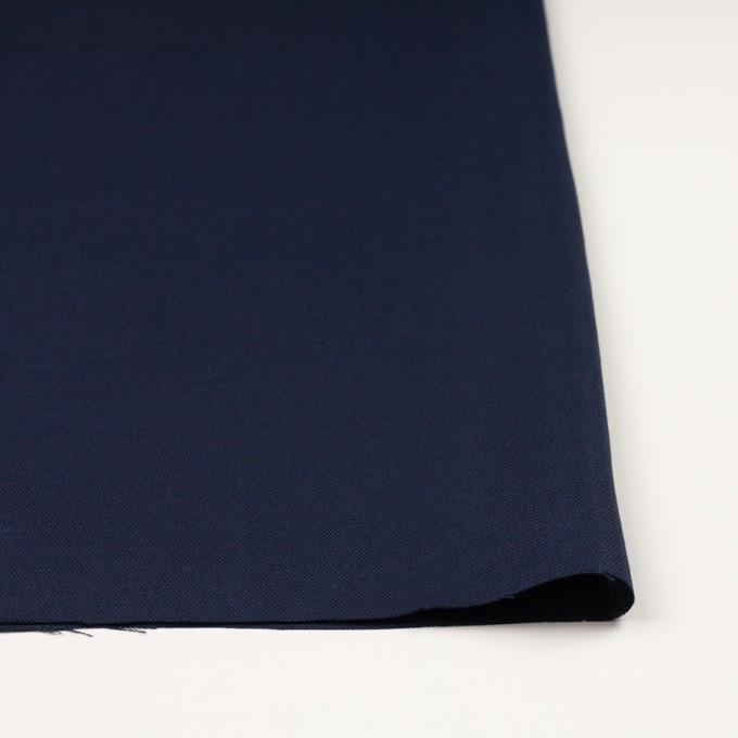 リネン×無地(ネイビー)×オックスフォード_全4色 イメージ3