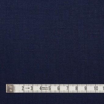 リネン×無地(ネイビー)×オックスフォード_全4色 サムネイル4