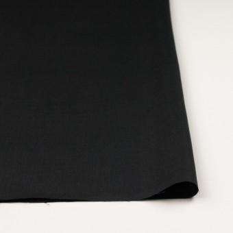リネン×無地(ブラック)×オックスフォード_全4色 サムネイル3