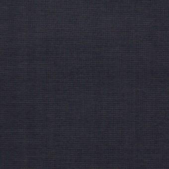 ビスコース&シルク×無地(ダークネイビー)×オーガンジー_イタリア製
